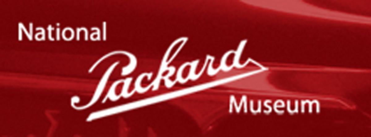 Packard Museum logo