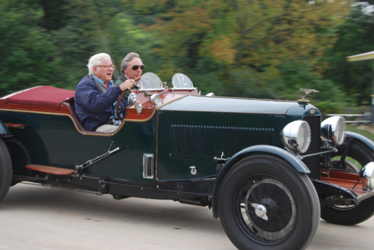 If you're planning some spirited touring like Lou Natenshon and Rex Barrett are doing in Lou's '31 Invicta, you'll want to do a complete safety check.