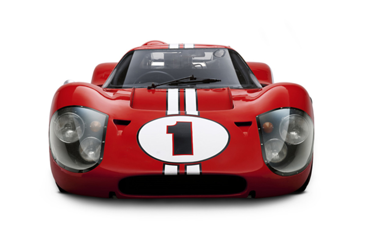 1969 GT40 MK I (2)