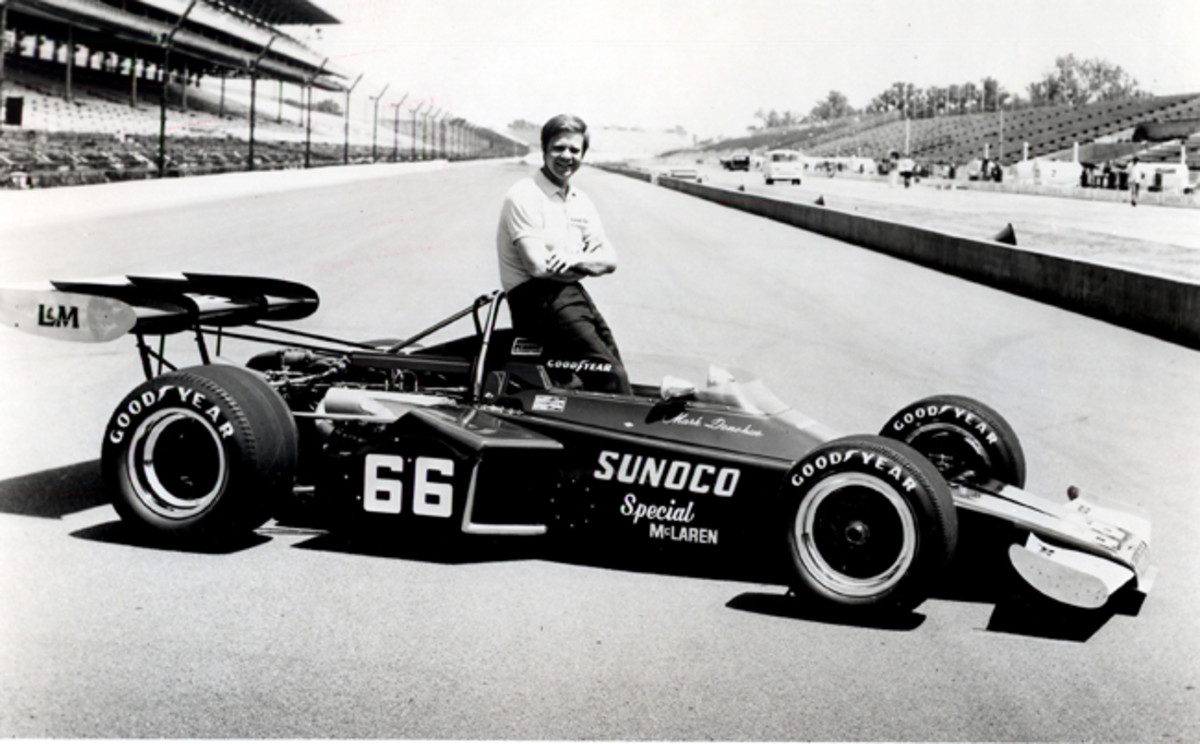 The 1972 Sunoco Special, winner of the 1972 Indy 500.