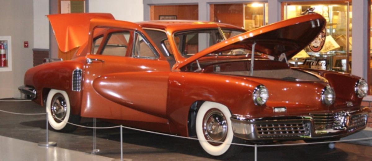 "1948 Tucker 48 Sedan ""Tuckermatic"""