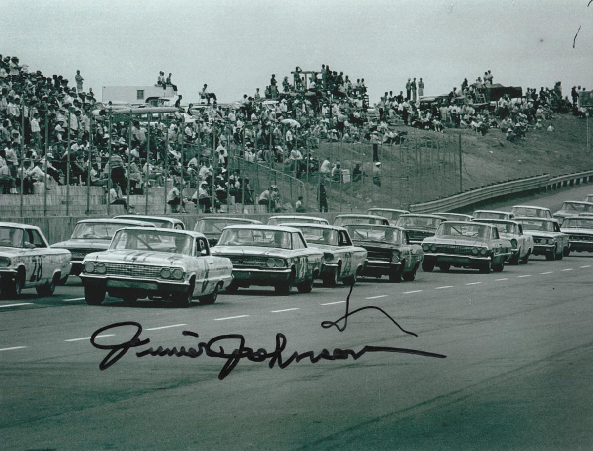 Junior Johnson 1963 Impala