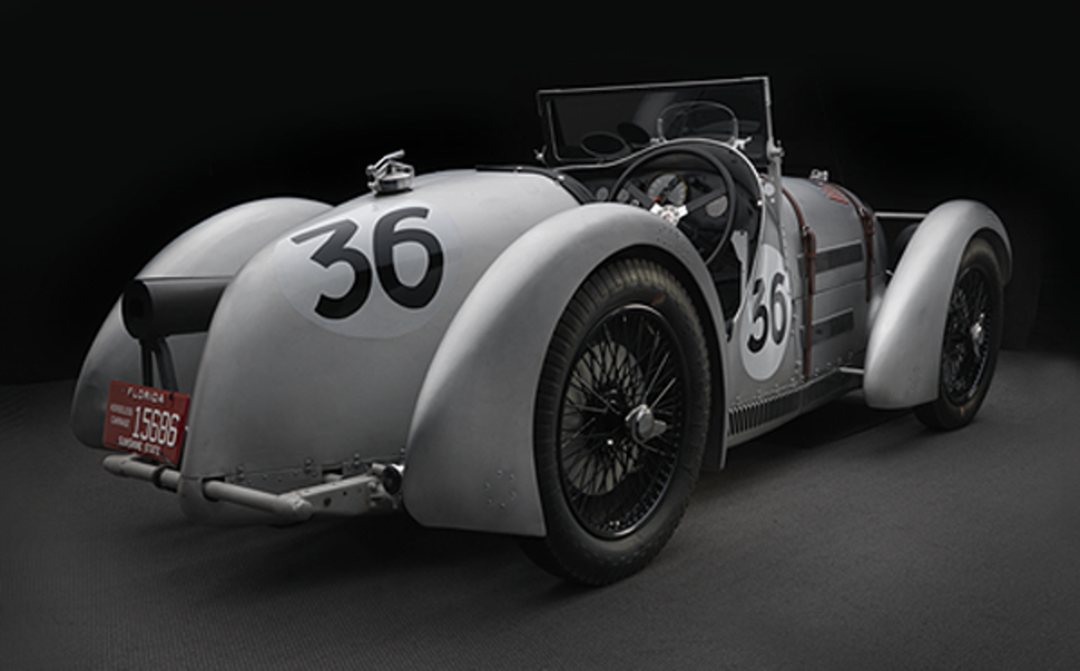 """1935 MG PA/PB """"Leonidis"""" - Photo by Peter Harholdt, Courtesy of The Revs Institute"""