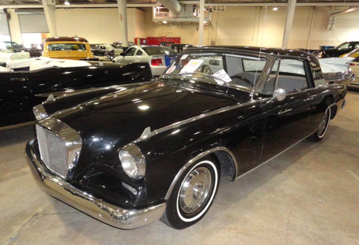 1962 Studebaker Hawk GT went for $103,000