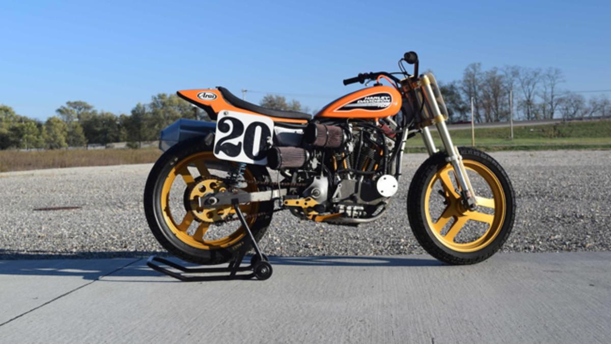 1993 Harley-Davidson XR750 'Chris Carr' Chris Carr's Championship Winning Bike (Lot F186)