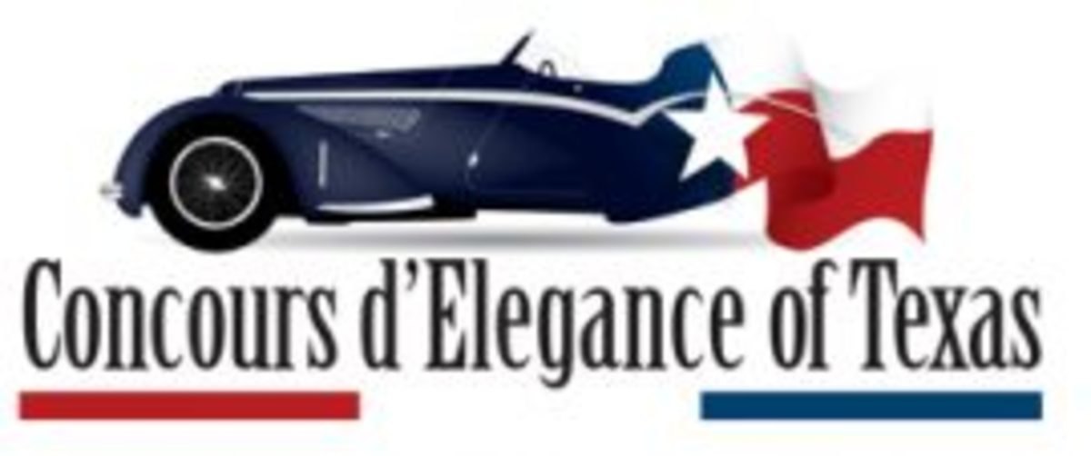 Concours dElegance of Texas