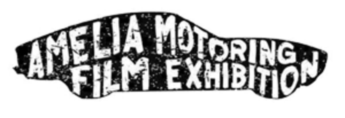 Amelia Motoring Film Exhibition Logo