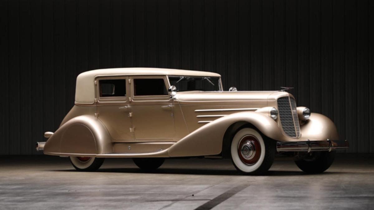 1925 Bugatti Type 35A Grand Prix. Photo - Worldwide Auctions