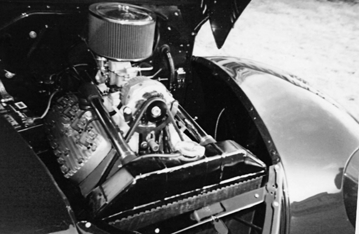 The first engine I installed in my 1941 Ford truck in 1960, a built Ford flathead, was kept even after I sold the truck in 1969. When I bought the truck back in the 1990s, I re-installed the flathead. Originally, the truck was powered by a four-cylinder.