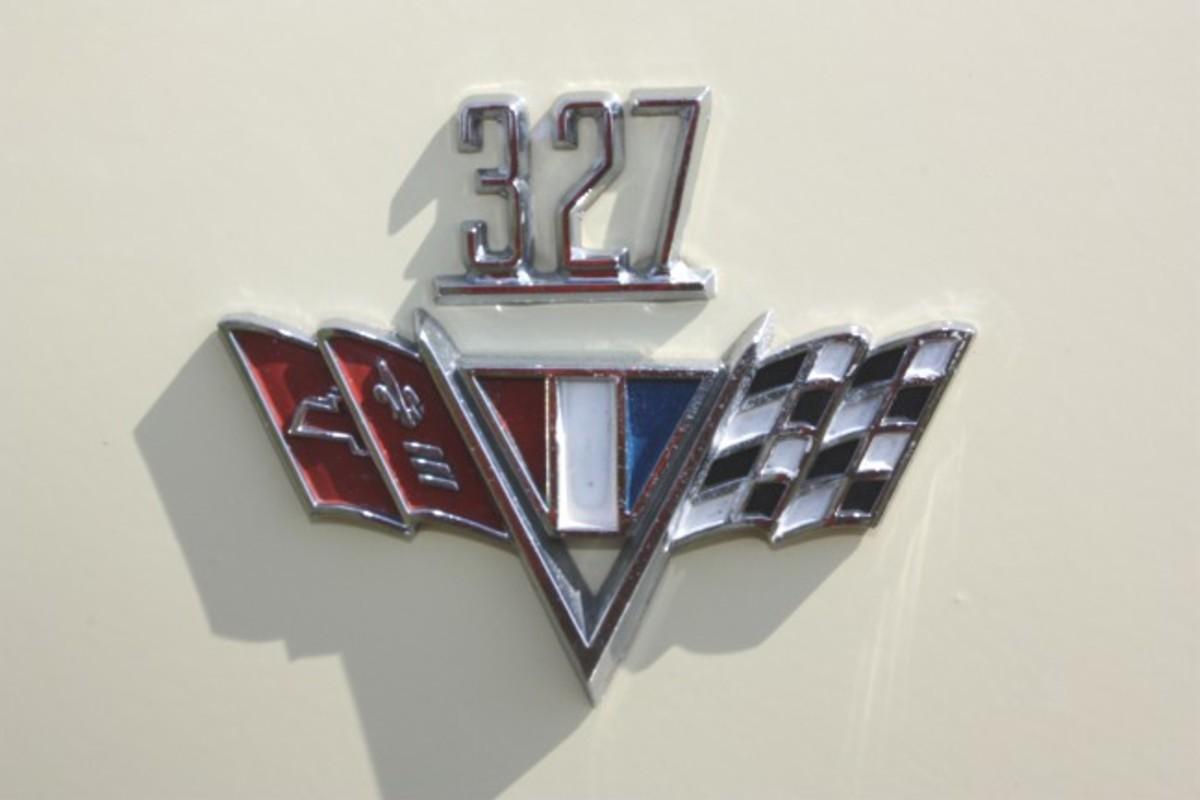 1966 Caprice-badge