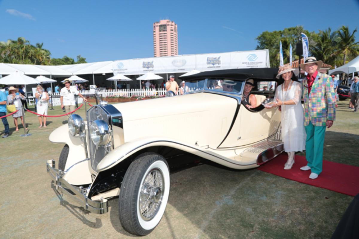 Photo - Boca Raton Concours d'Elegance