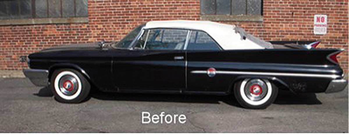 By late 2016 the restoration was complete