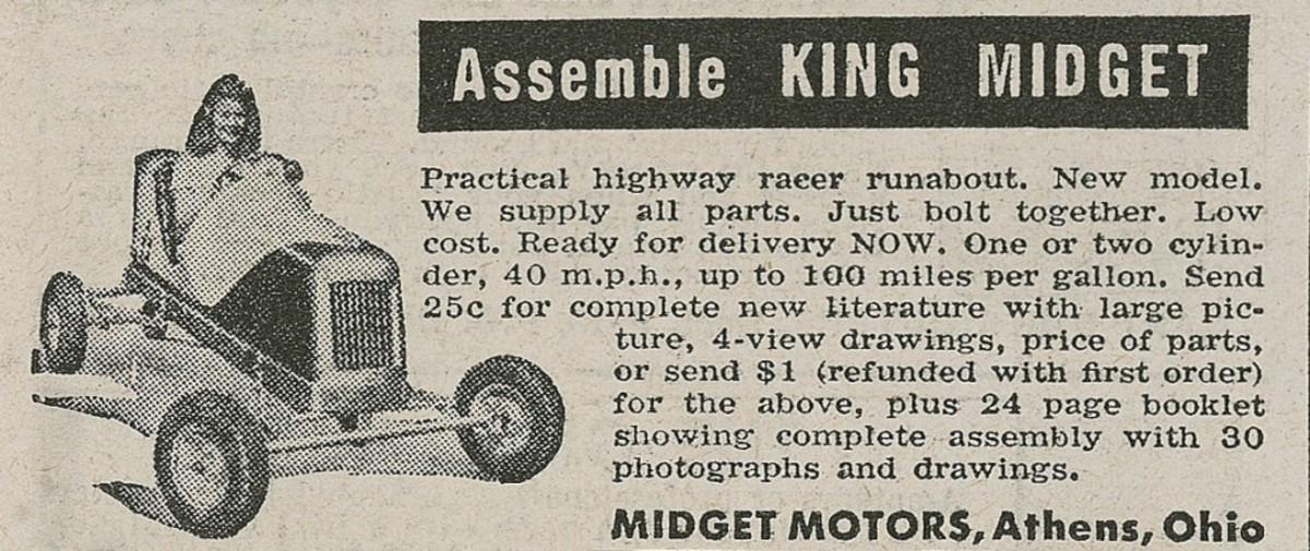 Ad from the June 1947 Popular Mechanics.