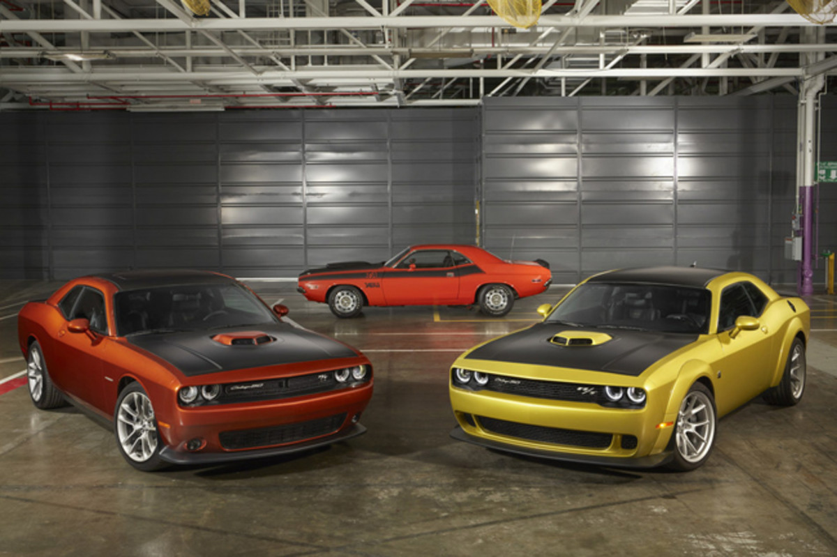50 Years and Zero Chance of Growing Up: Dodge Introduces Limited-production Challenger 50th Anniversary Edition at 2019 AutoMobility LA