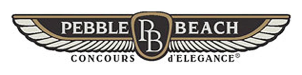 Pebble Beach Concours Logo