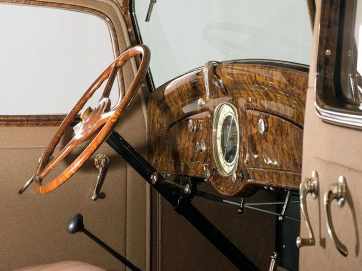 Photo credit: Alessandro Di Fazio,The NB Center for American Automotive Heritage.