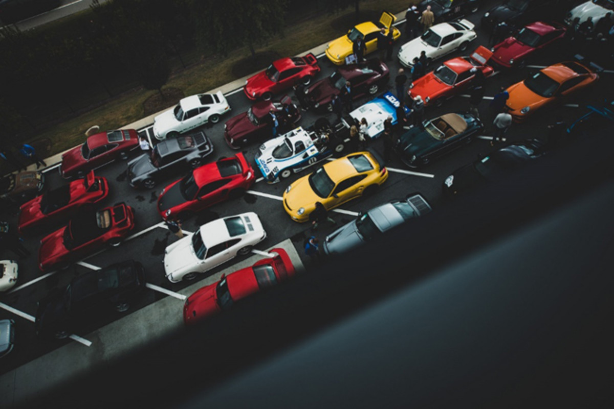 63 of the world's most desirable Porsche models line up before crossing the block at RM Sotheby's Porsche 70th Anniversary Auction