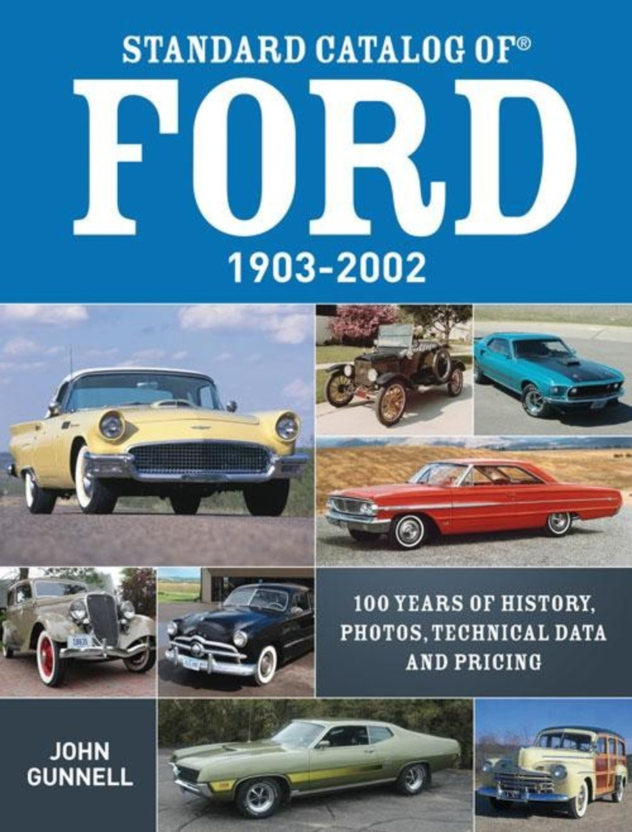 The Standard Catalog of Ford book