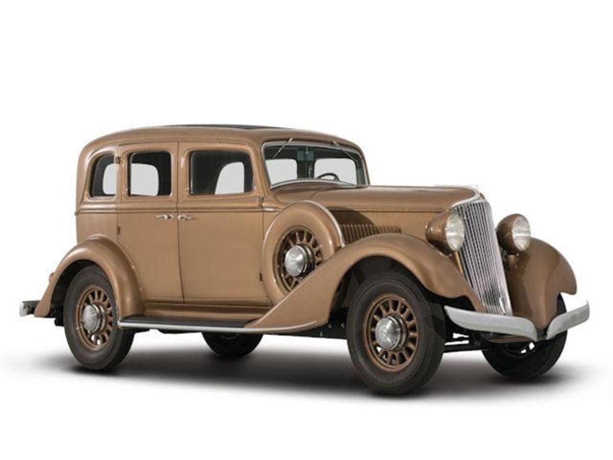 Photo credit: Alessandro Di Fazio, The NB Center for American Automotive Heritage.