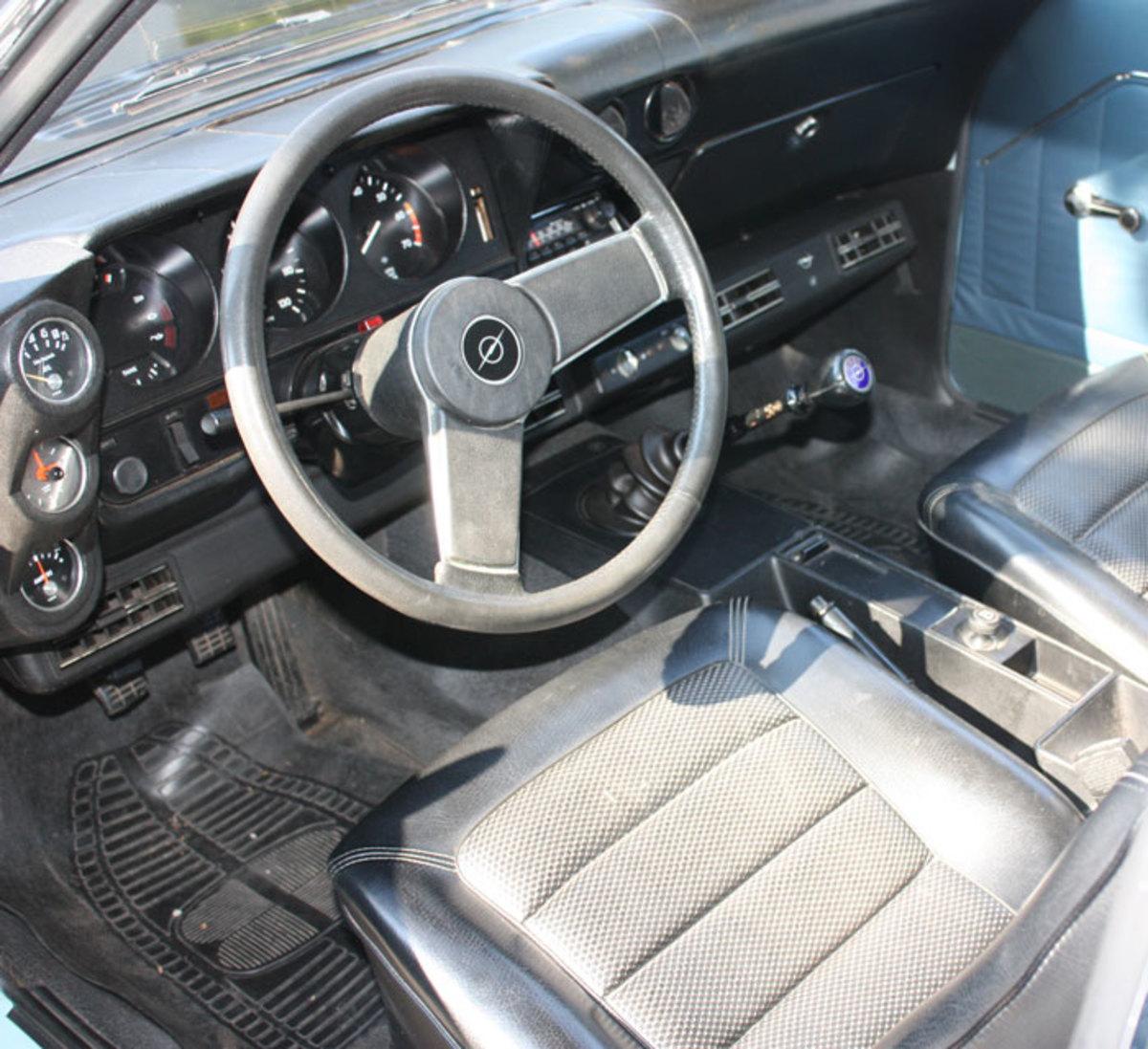 Opel Rallye Manta Old Cars Weekly