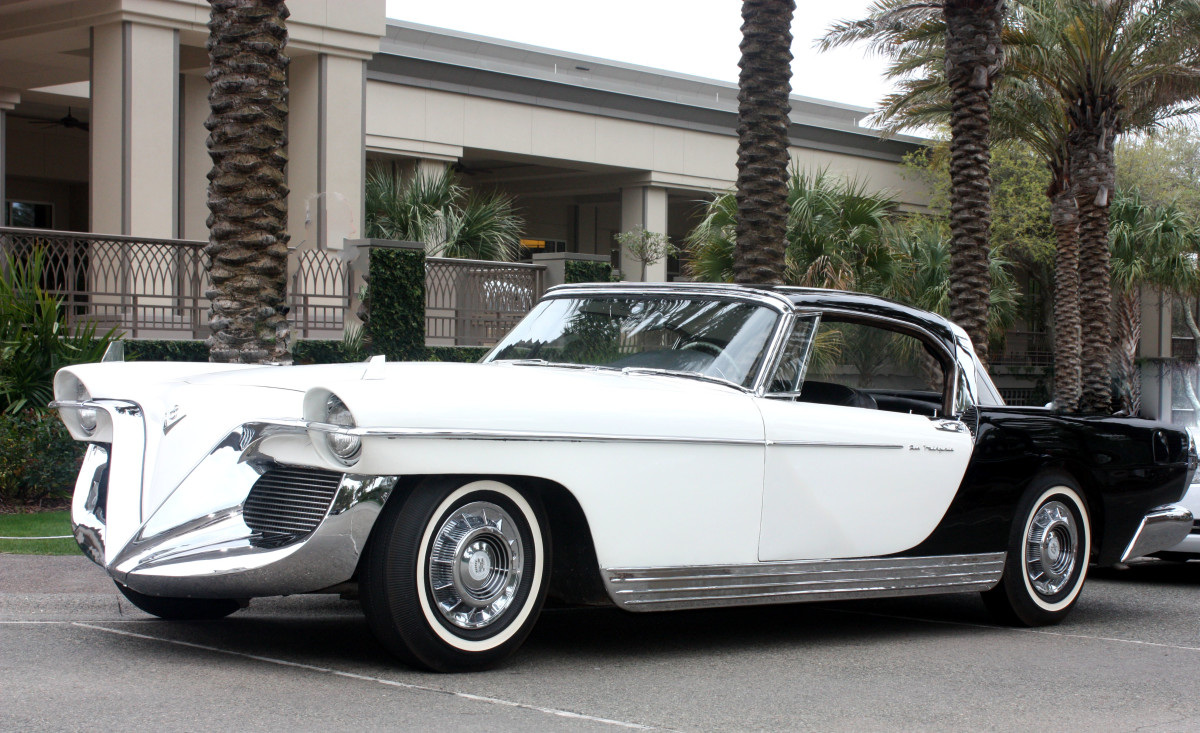 The 1956 Cadillac Die Valkyrie today.