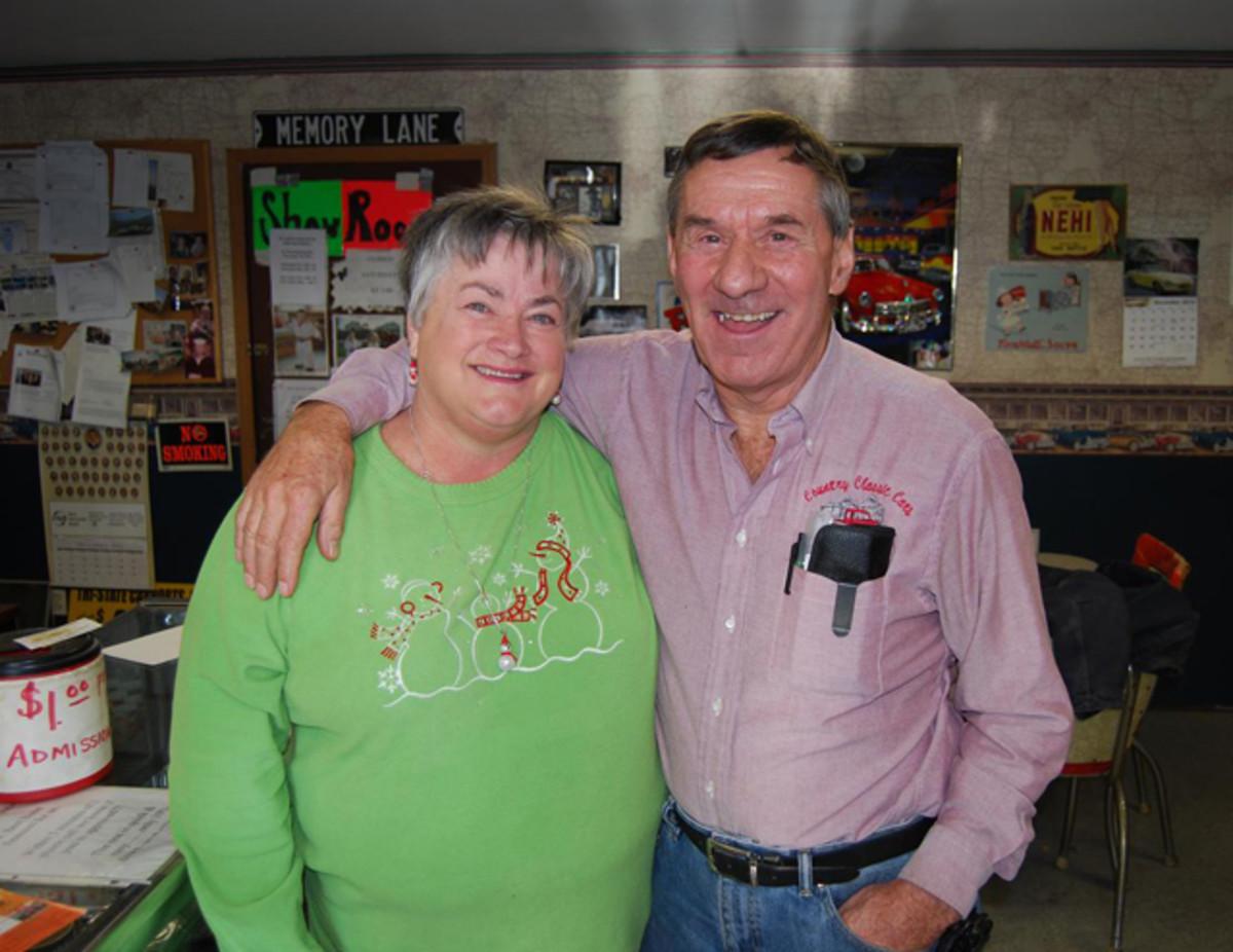 Russ and Anita Noel.
