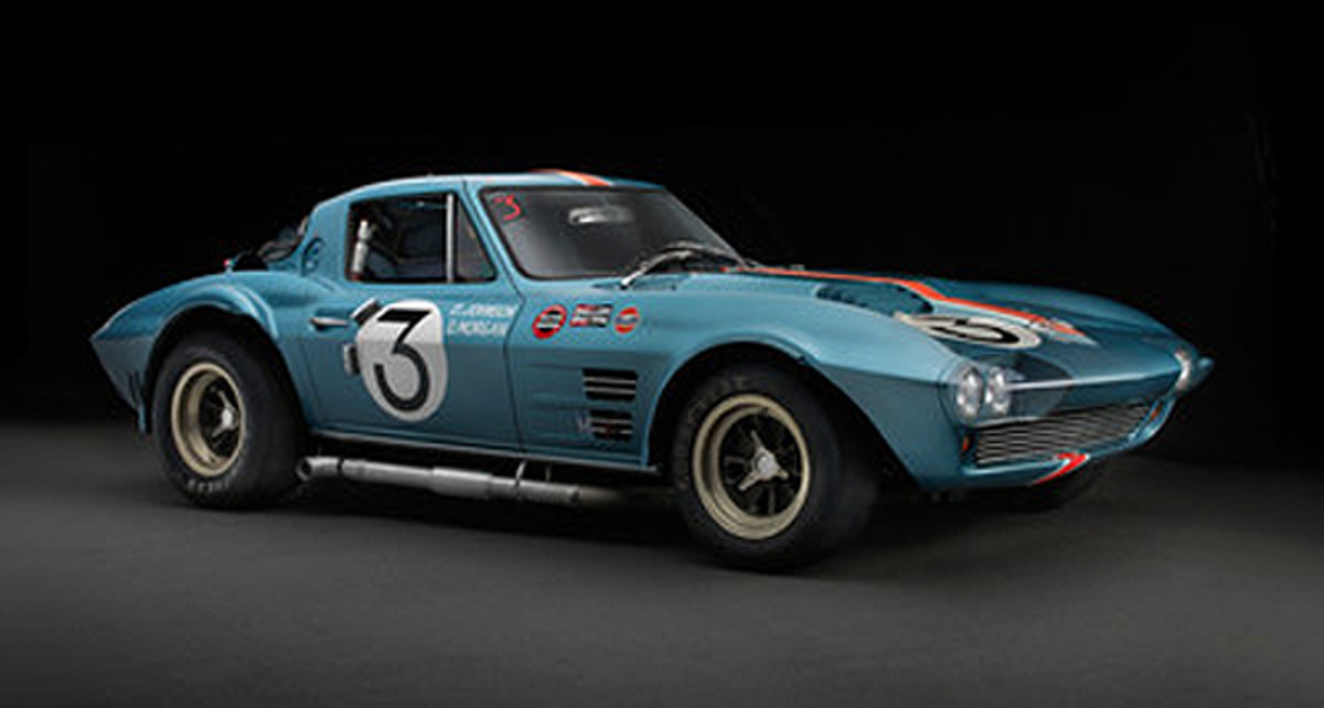 1963 Chevrolet Corvette Grand Sport from the Miles Collier Collections at Revs Institute. Photo credit: Peter Harholdt.