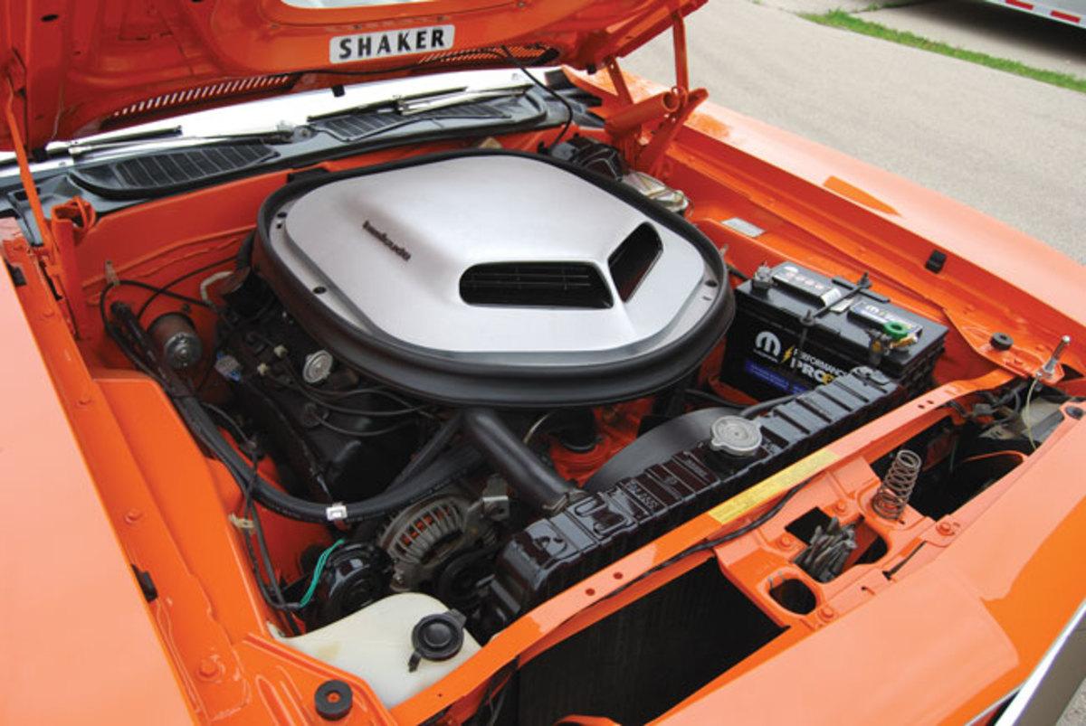 Hemi-Cuda-engine