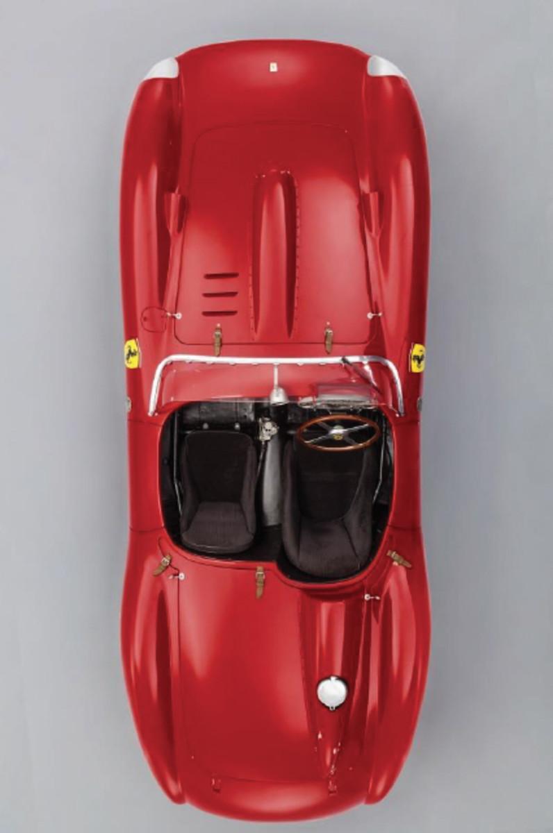 1957 Ferrari 335
