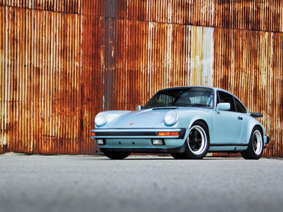 1987 Porsche 911 Carrera Coupe (© 2014 Courtesy Auctions America)