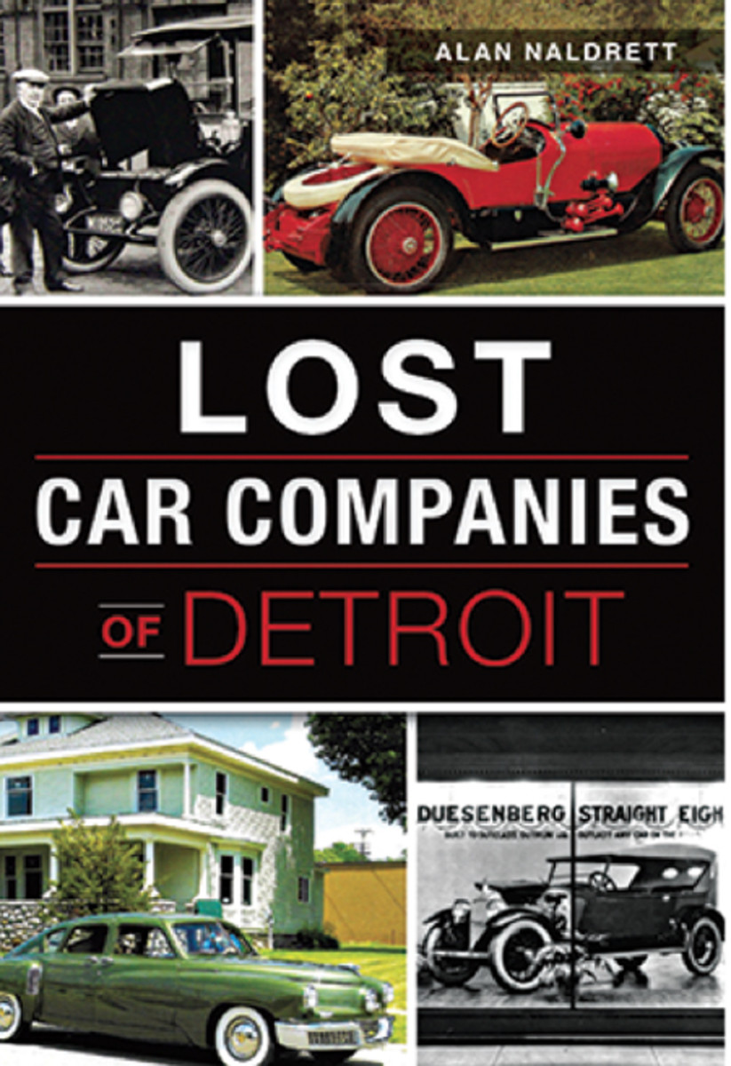 Lost Car Companies