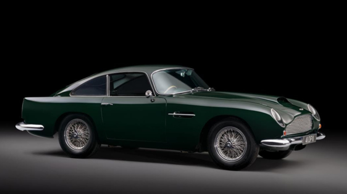 Photo - Tim Scott Fluid Images © 2018 Courtesy of RM Sotheby's