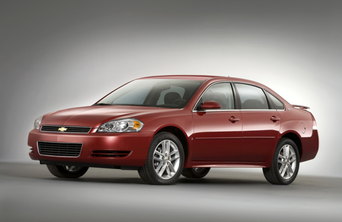 For 2008, the Chevrolet Impala is offered in LS, LT, LTZ, and SS versions. All except the SS were powered with a V-6.