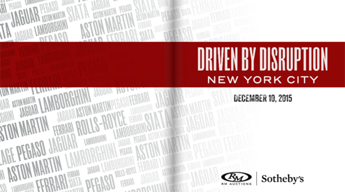 Driven By Disruptiontag