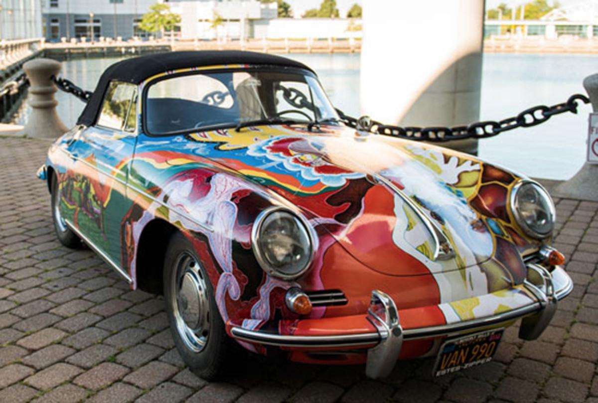 1964 Porsche 356 C 1600 SC Cabriolet