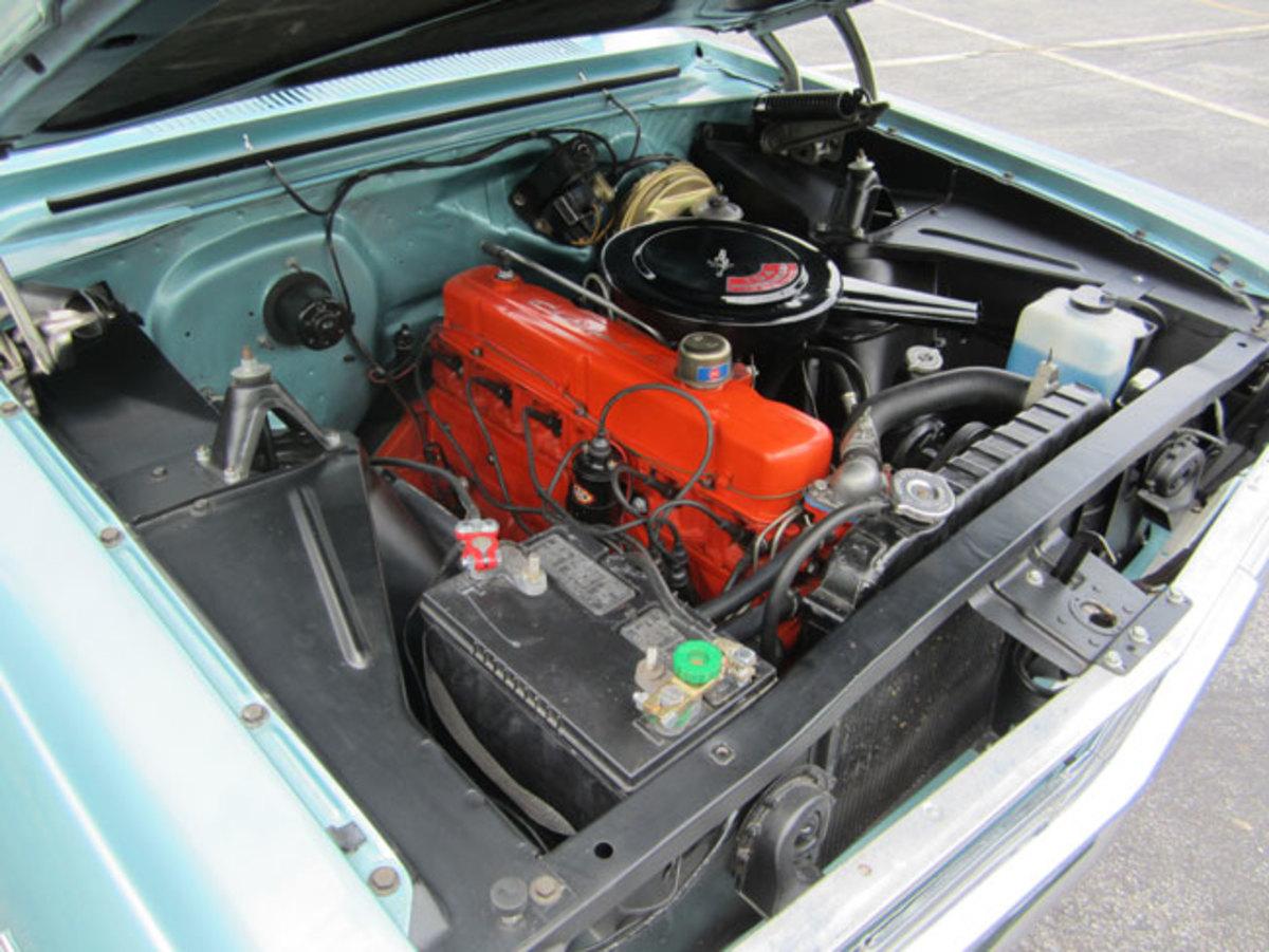 1962-Nova-engine
