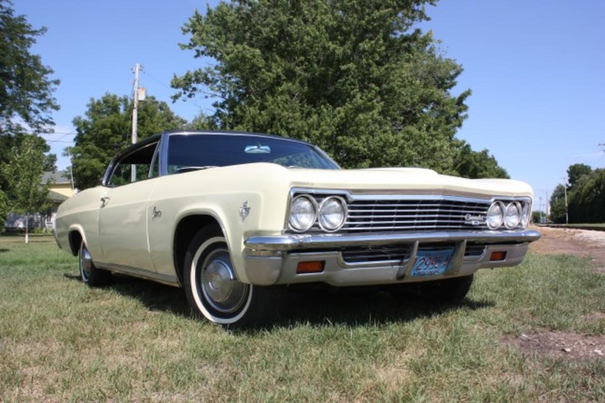 1966 Caprice-front2