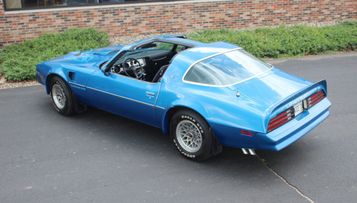 Car Of The Week 1978 Pontiac Trans Am Old Cars Weekly