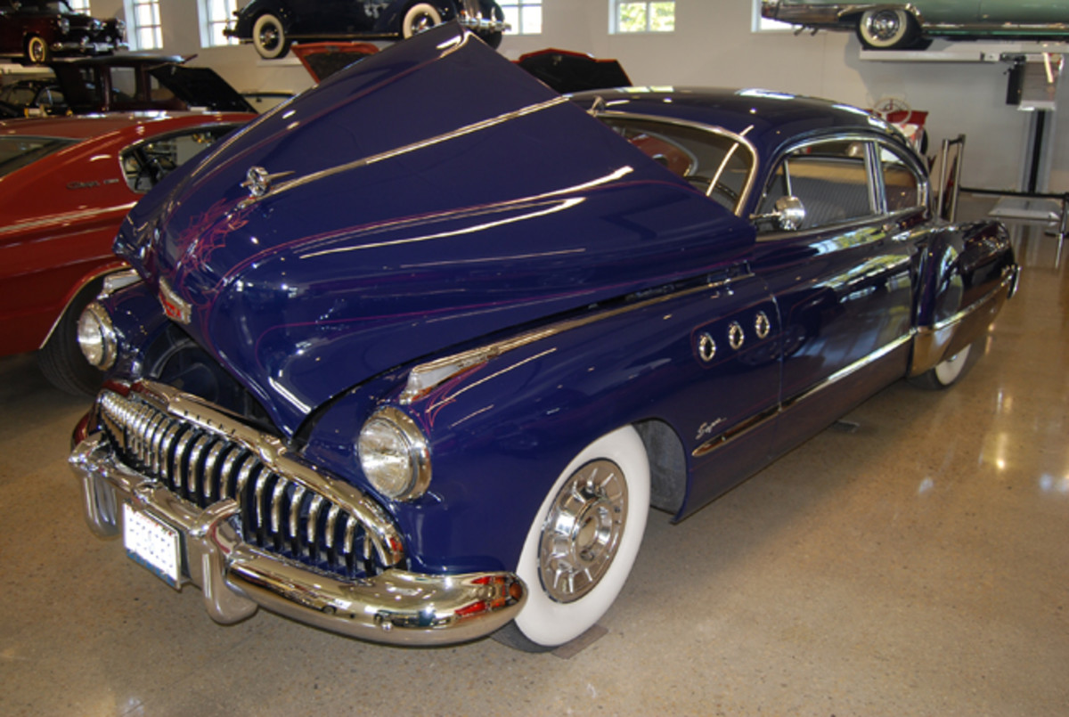 The Reggie White Buick