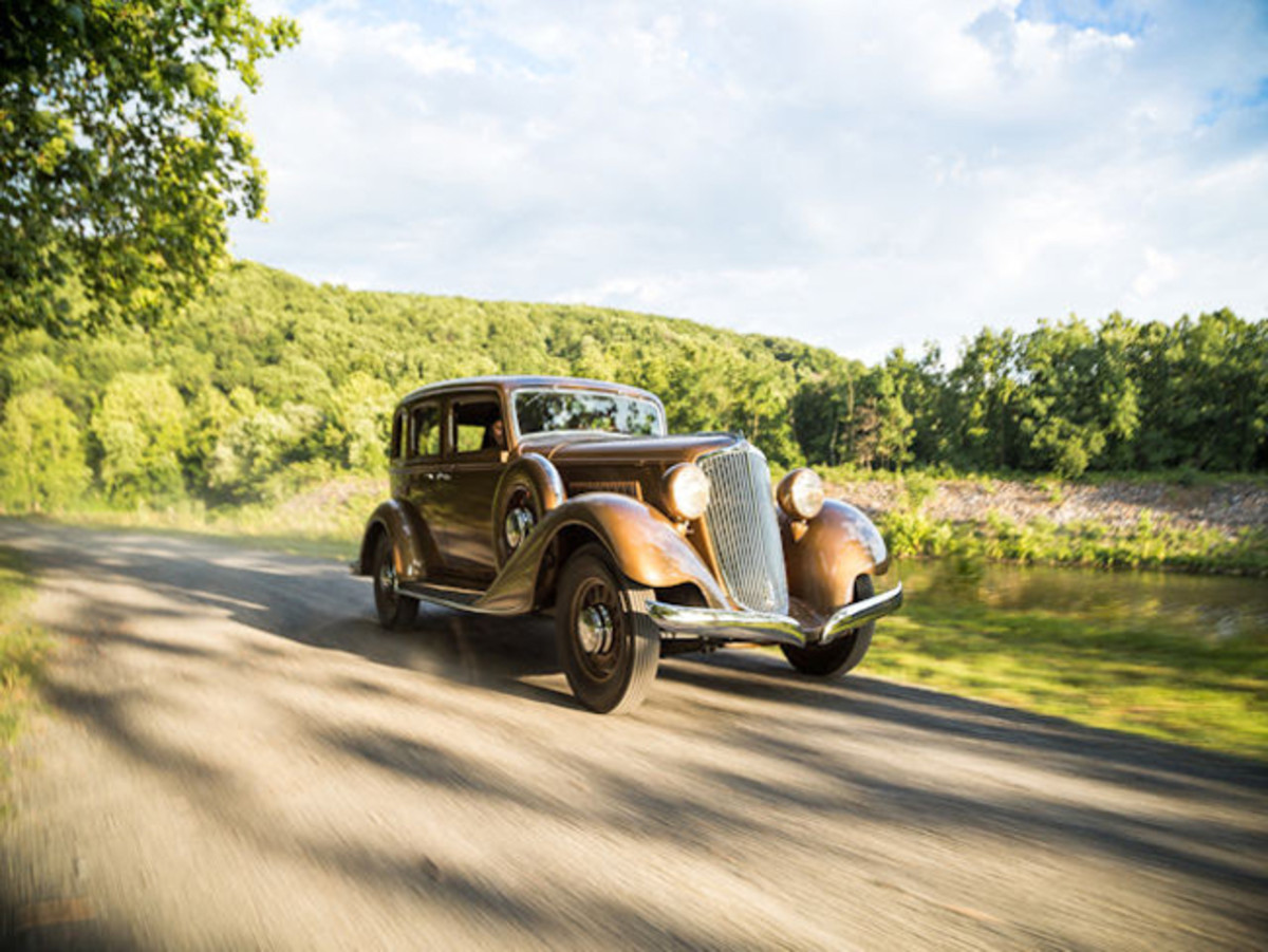Photo credit: Casey Maxon, Historic Vehicle Association