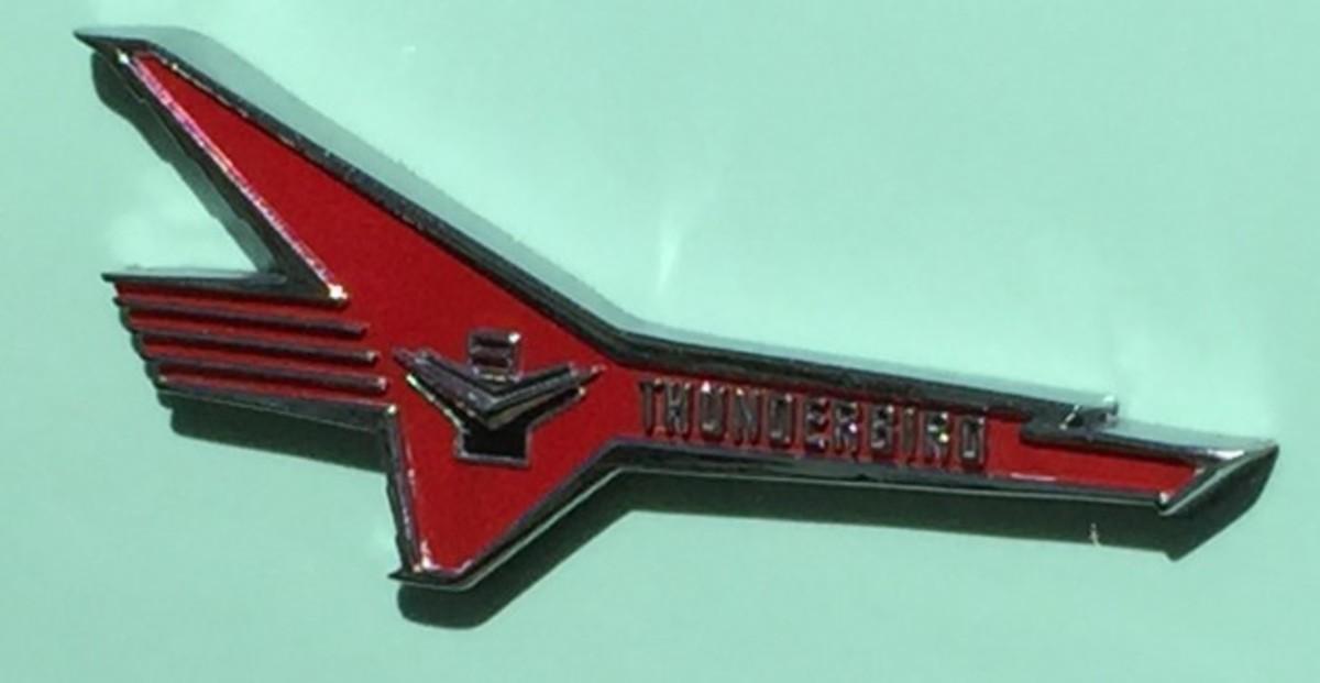 1956 Tbird
