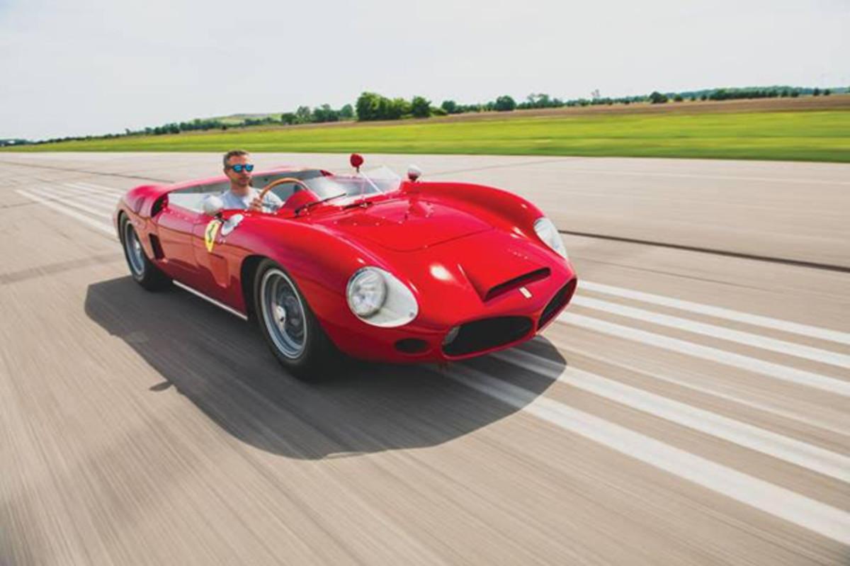 1962 Ferrari 196 SP - Photo Darin Schnabel © 2019 Courtesy of RM Sotheby's