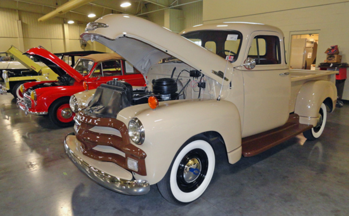 1955 Chevrolet (Early Series) Pickup truck