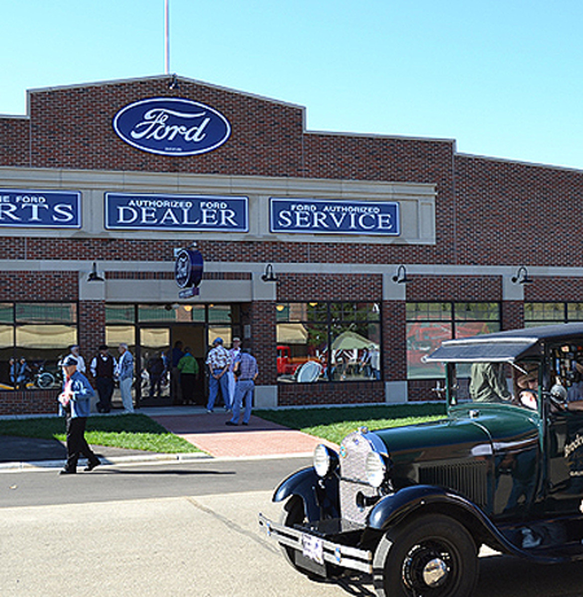 Model A Ford Museum - Photo Gilmore Car Museum