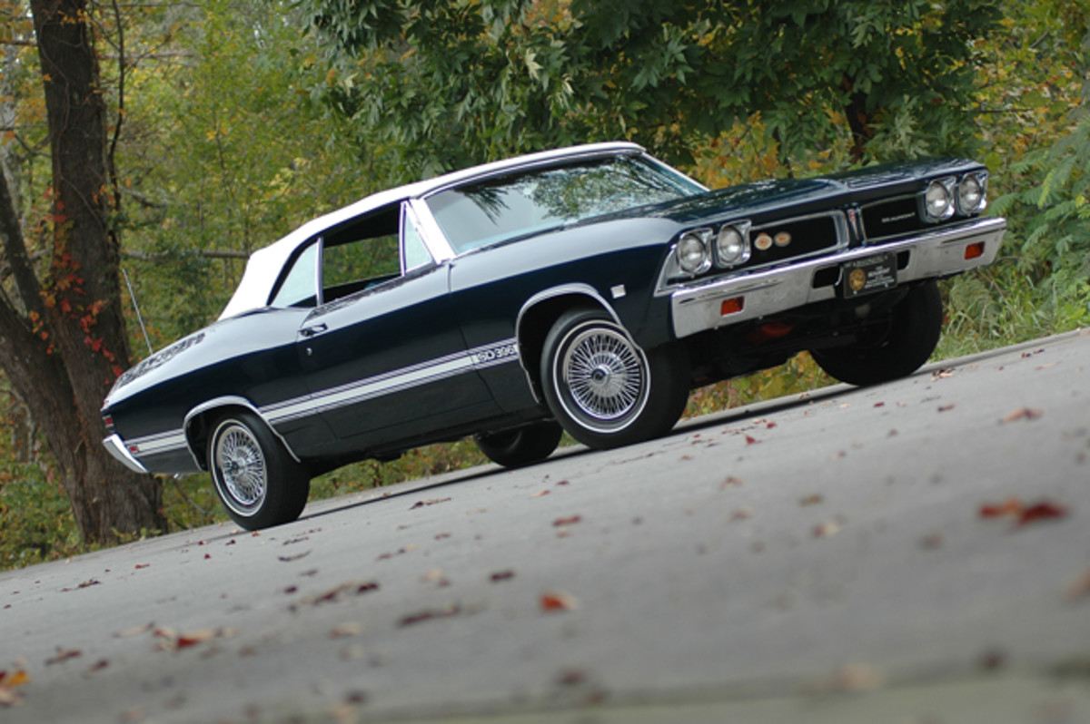 Styling-wise, the Beaumont shares many characteristics with the Chevelle, but is actually quite different when side-by-side comparisons are made. It took several years for the Wertheims to gather the parts needed for the restoration.