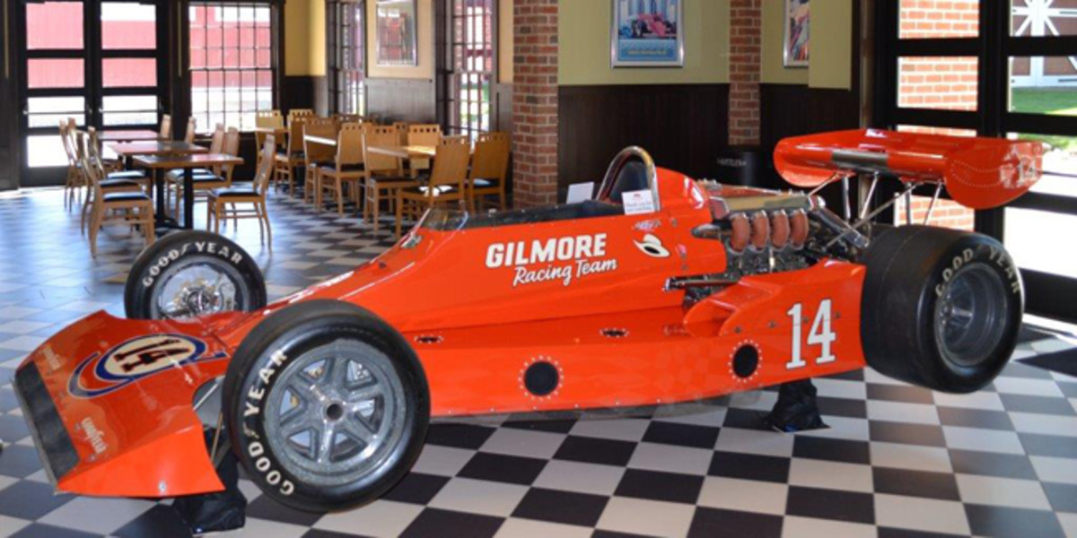 """The Gilmore Car Museum's new exhibit """"A.J. Foyt: A Legendary Exhibition"""" opens onSaturday April 14and honors A.J. Foyt, perhaps the most iconic and well-known INDY CAR driver. Several cars that Foyt drove in competition, from his early dirt tracks days to the pinnacle of auto racing, the Indy 500, will be on display."""