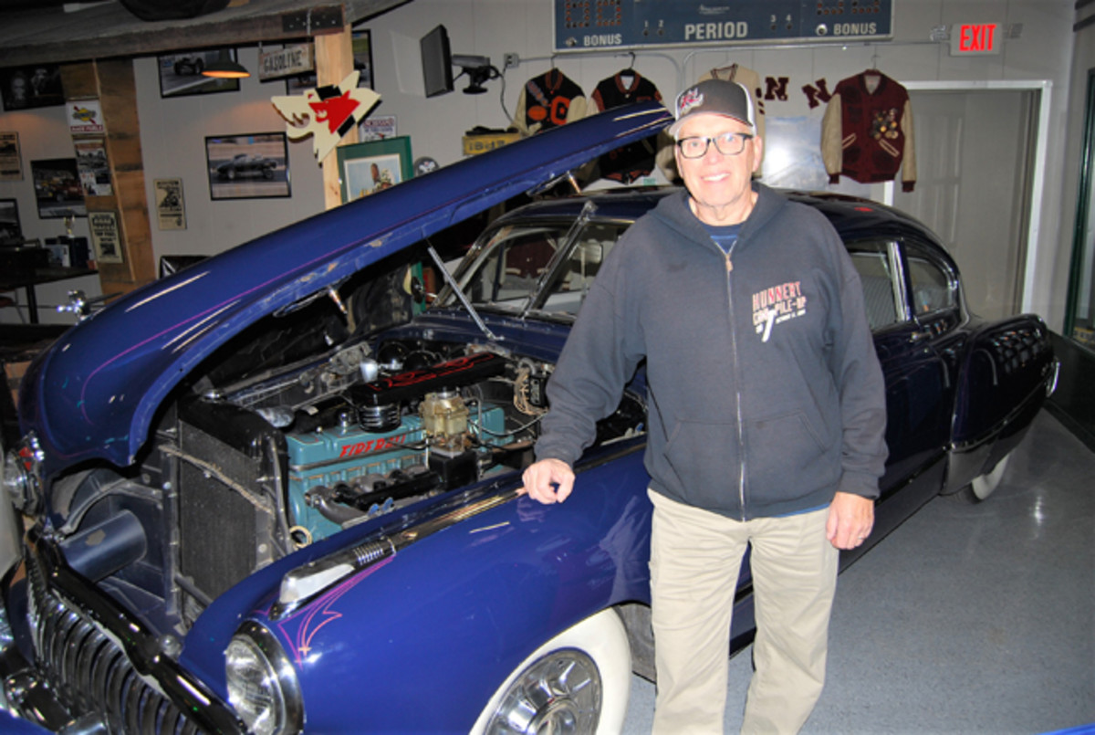 Football player Reggie White gave the car to Tom Kajuva.