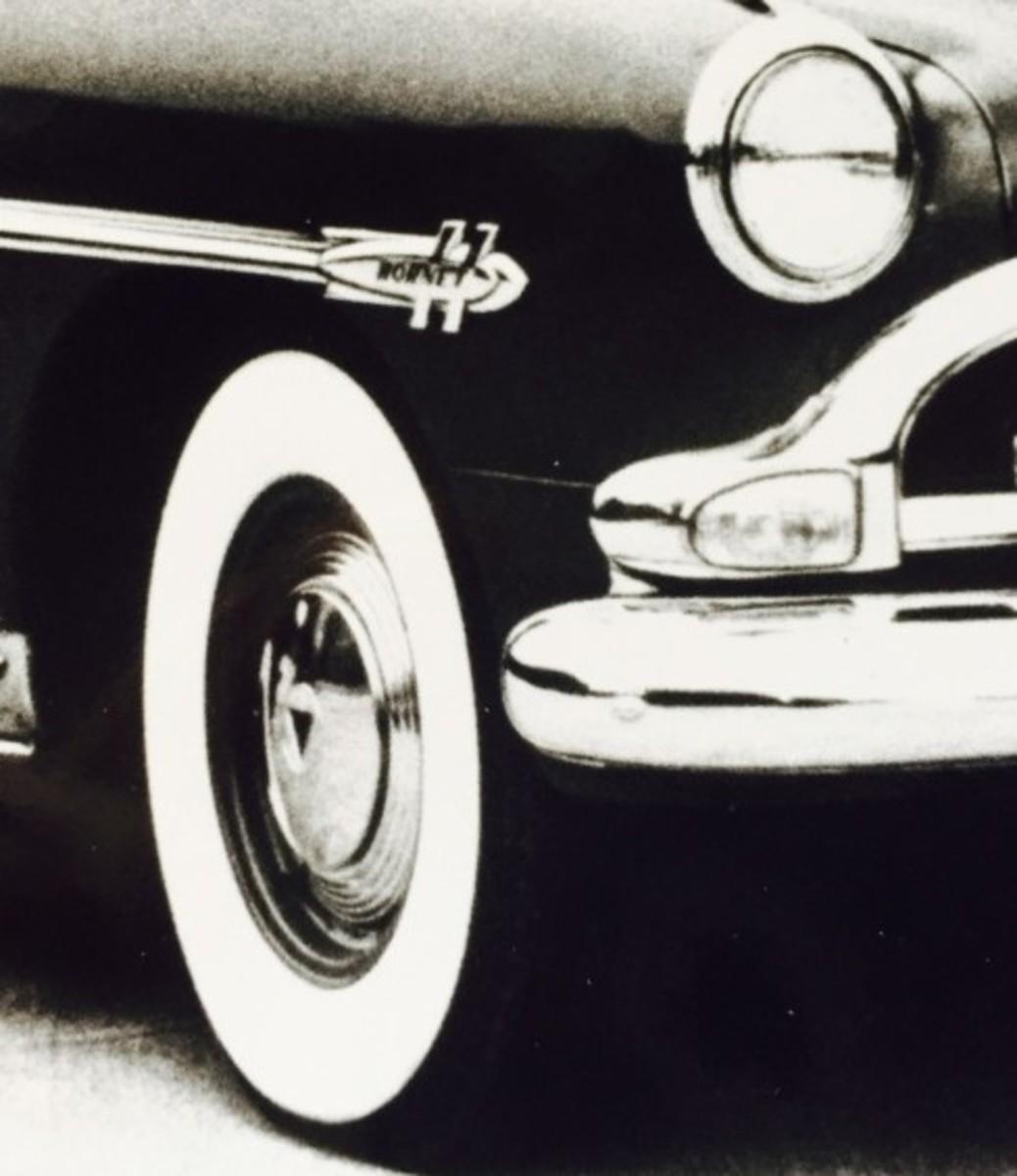 1953 Hudson emblem