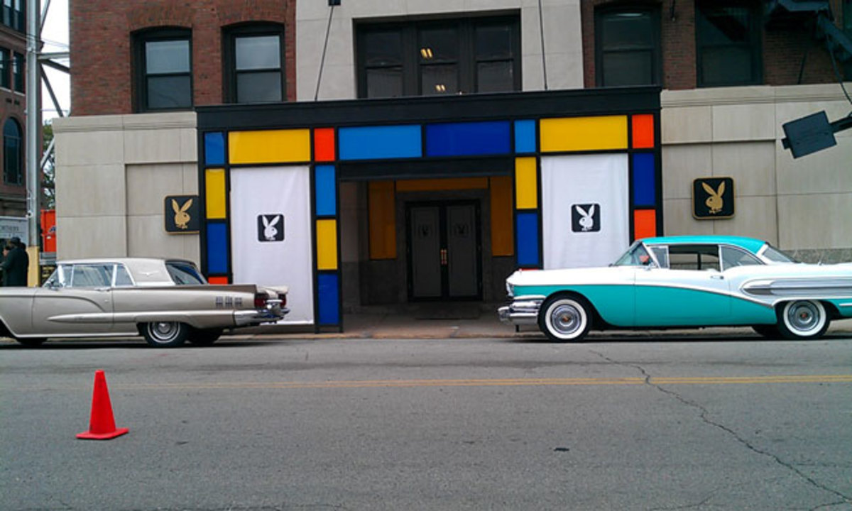 """The Buick was included in an episode of the brief NBC TV series """"The Playboy Club."""""""
