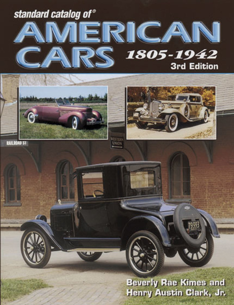 50 Years Of Willys Overland Knight Registry Old Cars Weekly